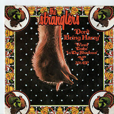 """The Stranglers - Don't Bring Harry 7"""" Single 1979"""