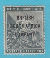 RHODESIA 43 MINT HINGED OG * NO FAULTS EXTRA FINE !
