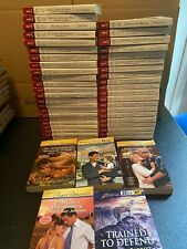 Lot of 48 Harlequin Presents & other Harlequin titles