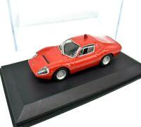 Model Car Fiat Ot 1300 Periscope Abarth collection Scale 1/43 diecast IXO