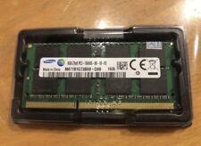 MEMORIA RAM DDR3 PORTATIL SAMSUNG 8GB PC3-10600S 1333Mhz 204 PIN