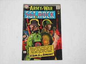 Our Army At War #172, (DC), 5.5 FN-
