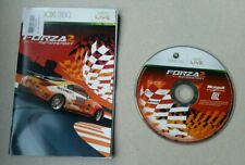 XBOX 360 game disc with manual Forza Motorsport 2