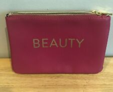 Beauty By Boscovs Two In One Make Up Case Pink Brains Beauty