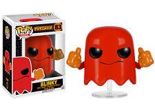 Pac-Man Fantôme Blinky 9.5cm pop vinyle Figurine POP JEUX Funko idée cadeau