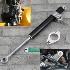 Hot sale New Silver 330MM Universal Steering Damper Stabilizer For Suzuki ATV UK