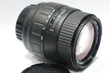 Sony AF Fit Sigma Alpha 28-105mm 1:4-5.6 lente si adatta SLR UC/SLT FOTOCAMERA A77 A99 A65