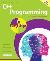 C++ Programming in easy steps, 5th edition by Mike McGrath - NEW - FREE P&P