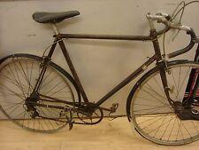 Chris PORTH Reynolds? progetto RACER acciaio 59 cm FRAME SPRING Banca scafo 1940?