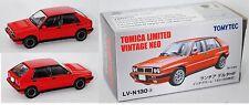 TOMICA LIMITED / TOMYTEC LV-N130a Lancia Delta HF Integrale 16V rot 1:64