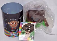 """New-Whiffer Sniffers-Mystery Pack 4- """"King Conga""""-Coconut-Green Skirt-Backpack"""