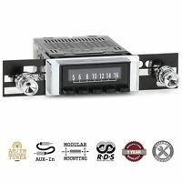 1964-66 Chevrolet C K Series Pickup RetroSound Laguna Radio AM/FM AUX RetroRadio