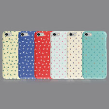ANCHOR NAVY SEA SIDE PHONE CASE FOR IPHONE 5S SE 6S 7 8 XS XR SAMSUNG S8 S9 PLUS