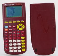Calculatrice TI 82 stats.fr Texas Instruments Graphique lycée trés bon état rot