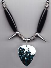 Black Veil Brides Band Photo Guitar Pick Necklace #9