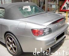2000-09 S2000 Painted OE Style Rear Trunk Spoiler Boot Lip Wing S AP1 AP2 AP 1 2