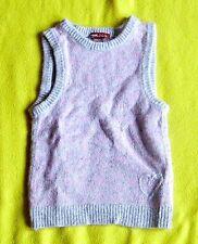 H&M Mädchen-Pullover & -Strickware mit Rundhals-Ausschnitt