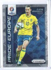 Zlatan Ibrahimovic Sweden 2016 Panini Prizm UEFA Euro Pride of Europe #10