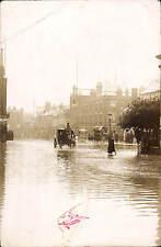 Watford photo. High Street Flood by F.Chamberlin, 59 & 61 St Albans Rd, Watford.