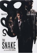 The Snake / DVD, sehr gut / Thriller mit Yvan Attal / von Regisseur Eric Barbier