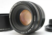 Near MINT Canon EF 50mm F1.4 USM AF Standard Prime EF Mount Lens from Japan