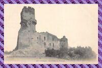 CPA 63 - Le chateau de Tournoel