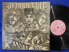 JETHRO TULL STAND UP PINK LABEL ILPS 9103 ORIG UK NEAR MINT