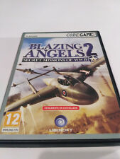 Blazing Angels 2 Secret Missions of WWII Pc Dvd Rom CodeGames