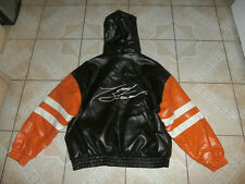 Tony Stewart Chase Authentics Nascar Hood Jacket Sewn Signature Logos XL to XXL