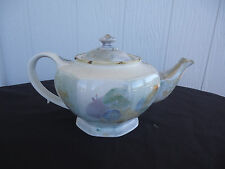 robert gordon plum fruit Australian pottery large teapot mint