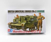 Tamiya Model 35175 1/35 British Universal Carrier MK.II European Campaign Tank