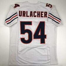 015b575c89c New BRIAN URLACHER Chicago White Custom Stitched Football Jersey Size Men's  XL