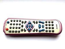 Telecomandi rosi per lettori MP3
