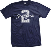 Yeah Jeets 2-Derek Jeter Retirement Baseball Yankees -Mens T-shirt