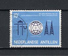 NL. ANTILLEN 354° gestempeld 1965 - 100 jaar U.I.T.