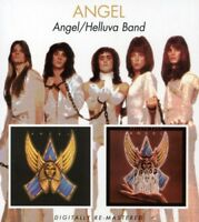 Angel - Angel / Helluva Band [New CD] UK - Import