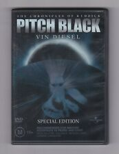 The Chronicles of Riddick; Pitch Black - Dvd, Special Edition