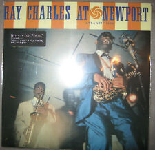 Remastered 180g Vinyl LP NEU + OVP 2014 Ray Charles At Newport Music on Vinyl
