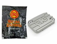 Genuine Royal Enfield GT Continental 650 Machined Front Reservoir Cap Silver