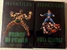 Hercules Prince o Power Hc & Hercules Full Circle Hc Bob Layton