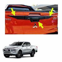 Fits Mitsubishi L200 Triton MQ 4x2 4x4 2019 - 20 Rear Bowl Tailgate Cover Black