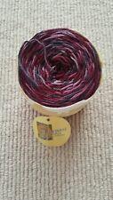 New listing Theodora's Pearls Custom Dye Yarn - Merino Cashmere Silk Fingering Weight Purple