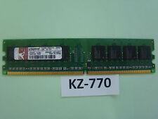 Kingston kf6761-elg37 '512 MB Memoria RAM ddr2-ram pc2-4200u NO-ECC #kz-770