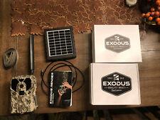 Exodus Render Trail Camera