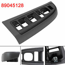 Power Window Switch Bezel Dark Pewter Front Left LH For Chevy GMC 89045128