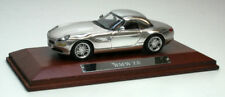 Altaya BMW Z8 Hardtop 2001 Chrome 1/43 Tracked 48 Post