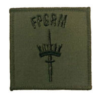 fleet protection group royal marines TRF / Badge FPGRM 43 COMMANDO ( 43 Cdo RM