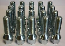 20 x M14X1.5 60 mm di lunghezza estesa bulloni cerchi in lega adatta ALFA ROMEO 159