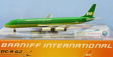 Aviation200 Braniff International DC-8 1:200 Diecast Plane Model AV2DC80611B
