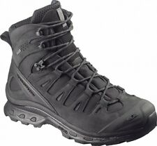 SALOMON® Quest 4D GTX Forces - Professional Military Outdoor Boots - Black - New